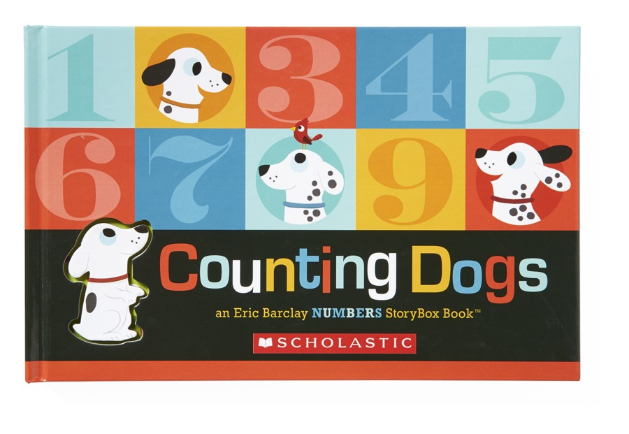 Counting Dogs Book