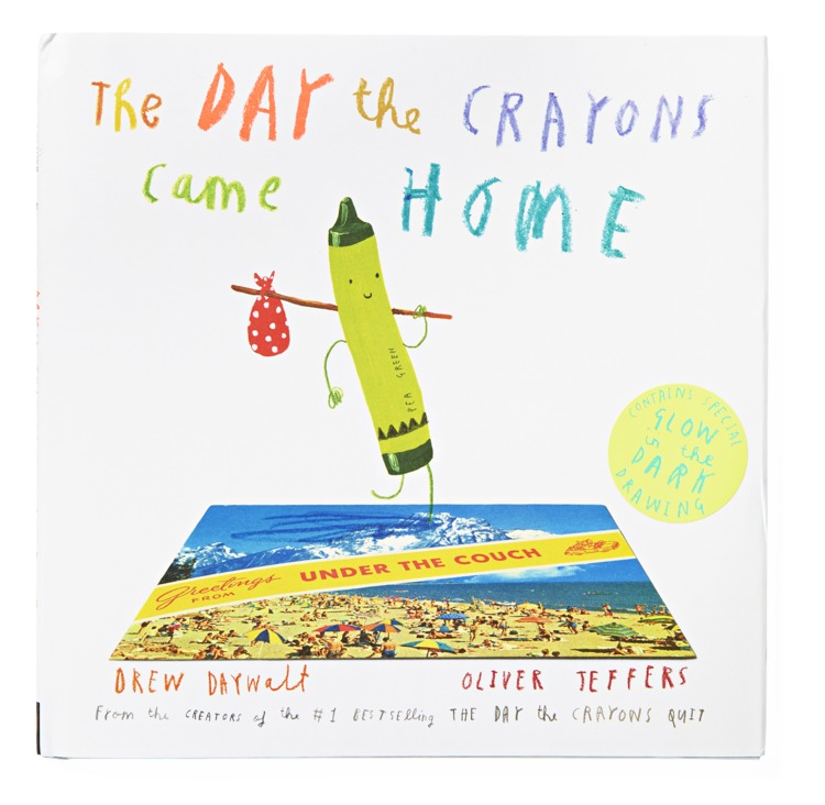 The Day the Crayon Came Home