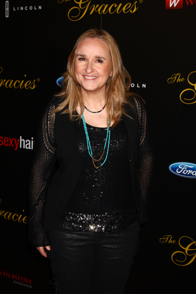 Melissa Etheridge Headshot