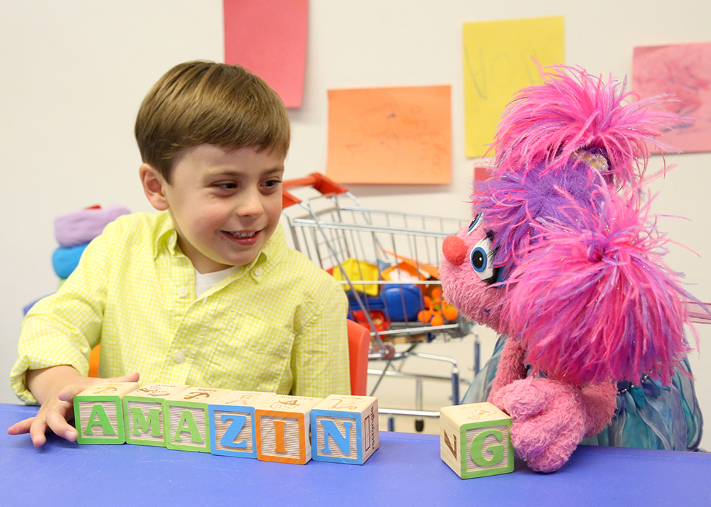 We LOVE Sesame Workshop's Incredible New Autism Initiative!