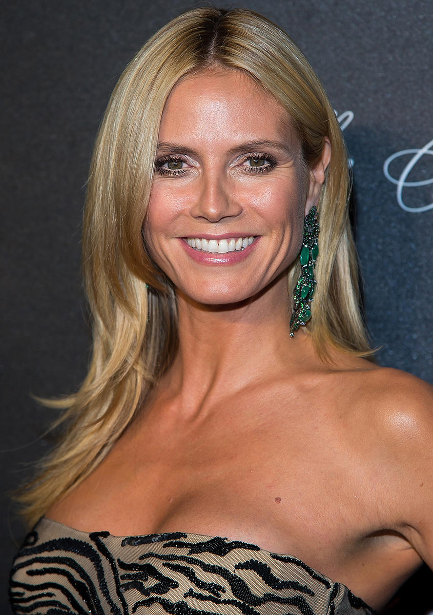 Heidi Klum Says Her Daughter Gave Her Lice