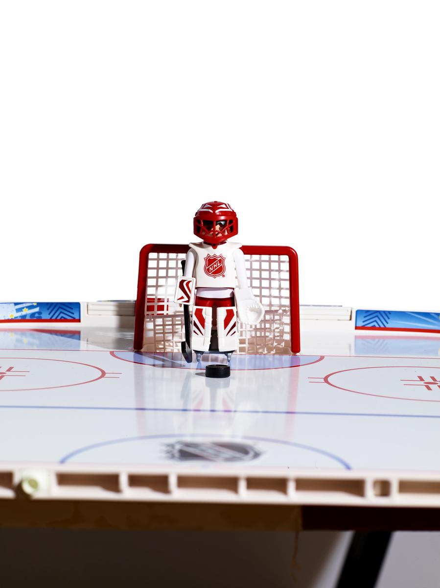 2016 Toys of the Year NHL Hockey Arena