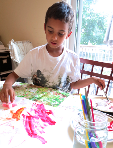 Tips for Homeschooling a Child with Autism from a Mom in the Trenches