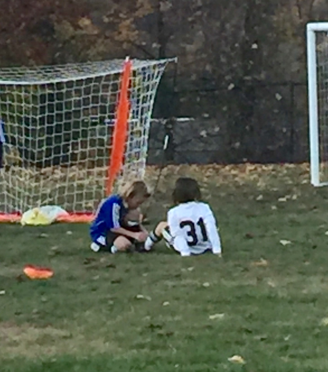 My Kid's Surprising Soccer Move—and Why It Made Me Proud