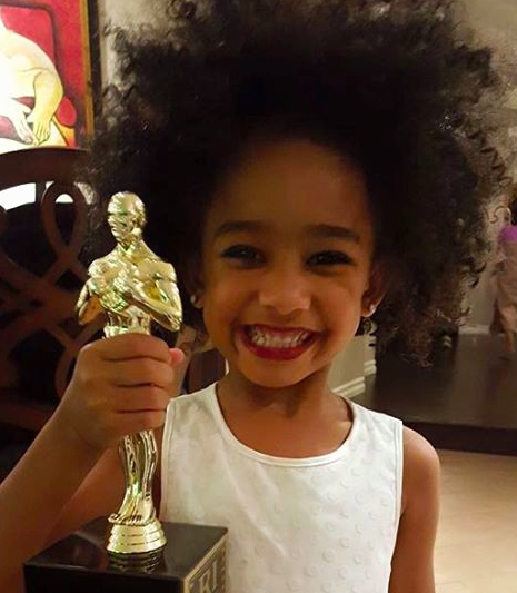 Viola Davis' daughter's Halloween costume
