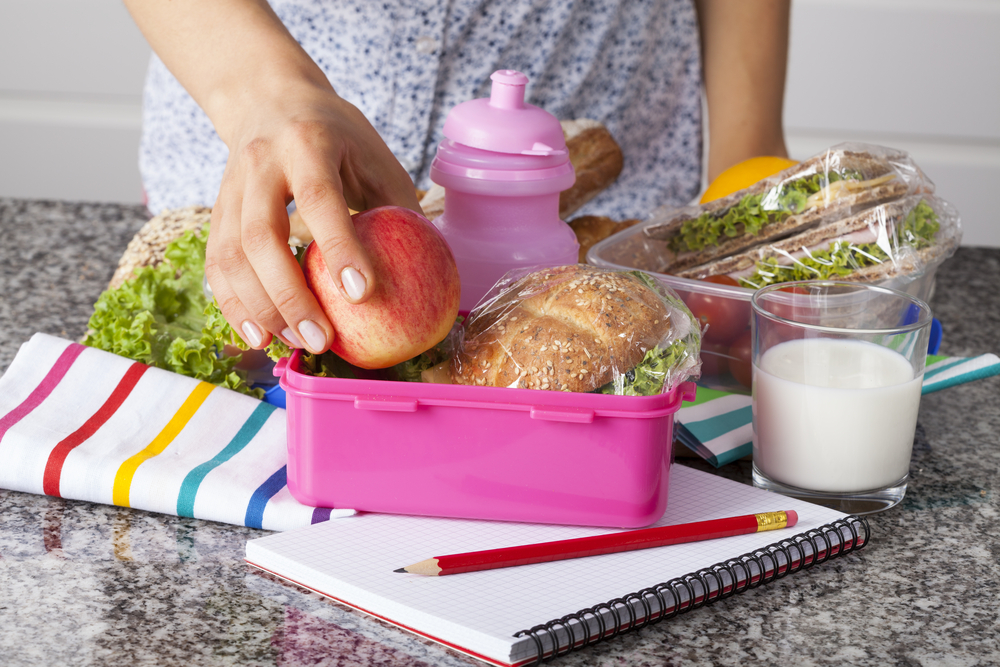 Want Your Kids To Eat More Lunch? Pack LESS!