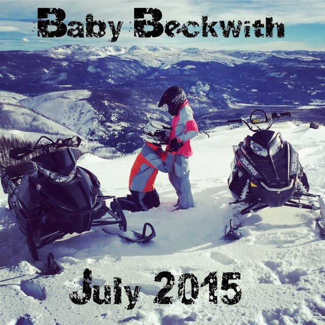 Katlin Beckwith pregnancy announcement