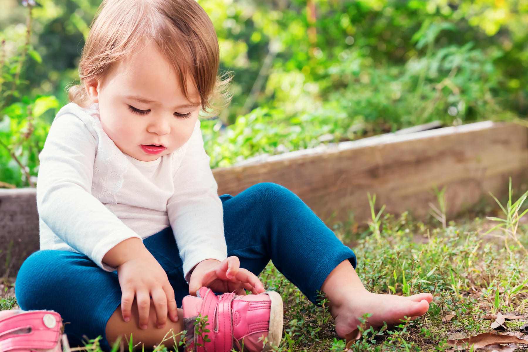5 Ways to Help Speed Up Your Toddler Slowpoke