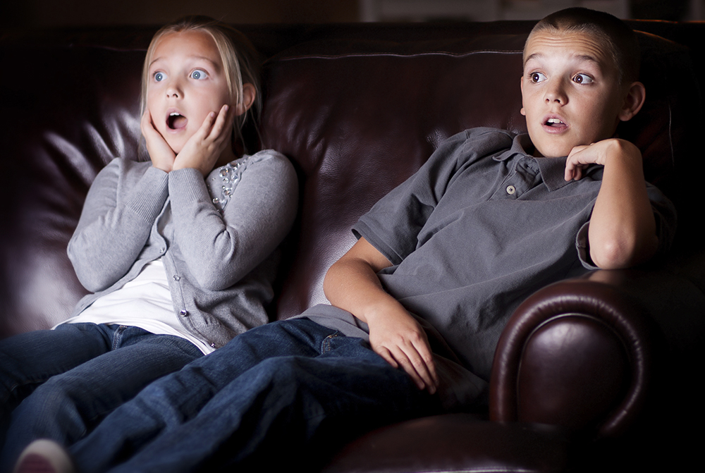 Parents Worry More About Sex Than Violence In Movies  Parents-7783