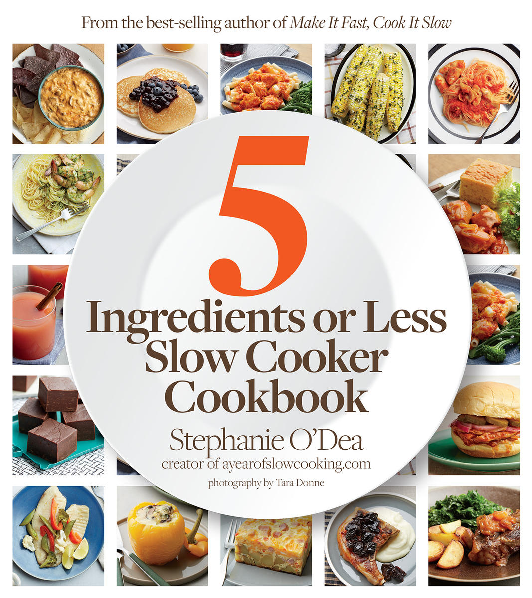 5 Ingredients or Less Slow-Cooker Cookbook