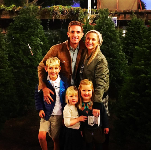 Jessica Capshaw is Expecting Baby Number 4!   Parents