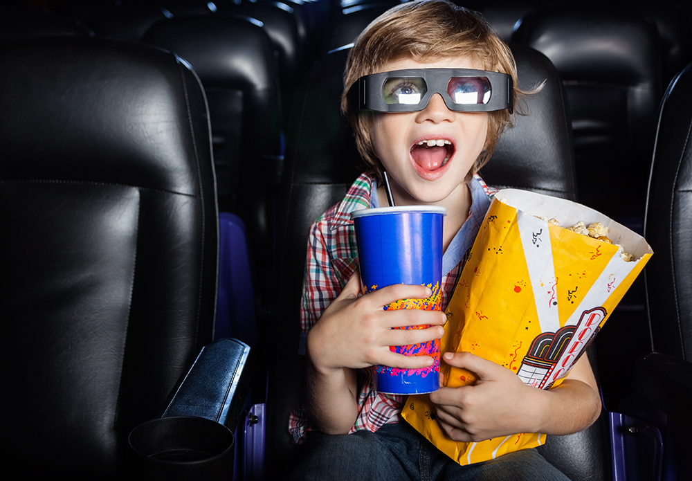 Mom Writes Moving Letter to Parents of 'Loud Child' at the Movies