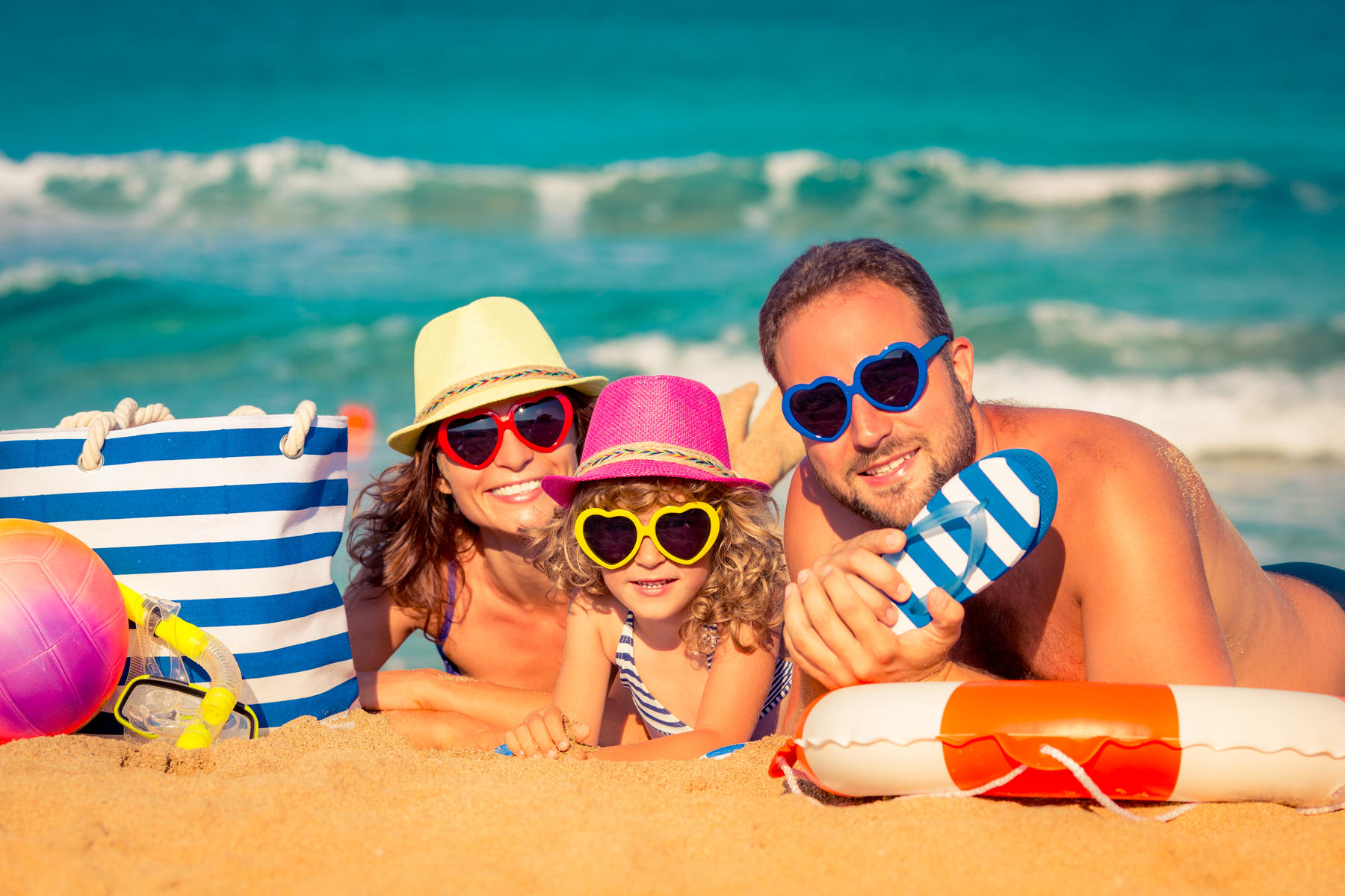 Sunny Spring Break Destinations for Families