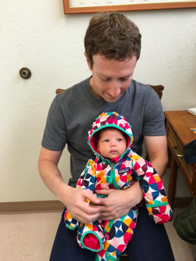 Mark Zuckerberg Posts Pro-Vaccine Photo, Incurs Wrath