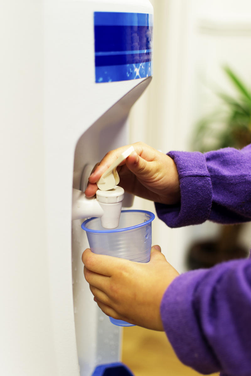 Water Coolers in Schools Do More Than Quench Thirst