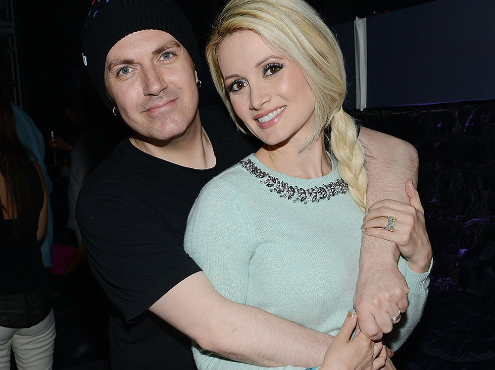 holly madison and pasquale rotella