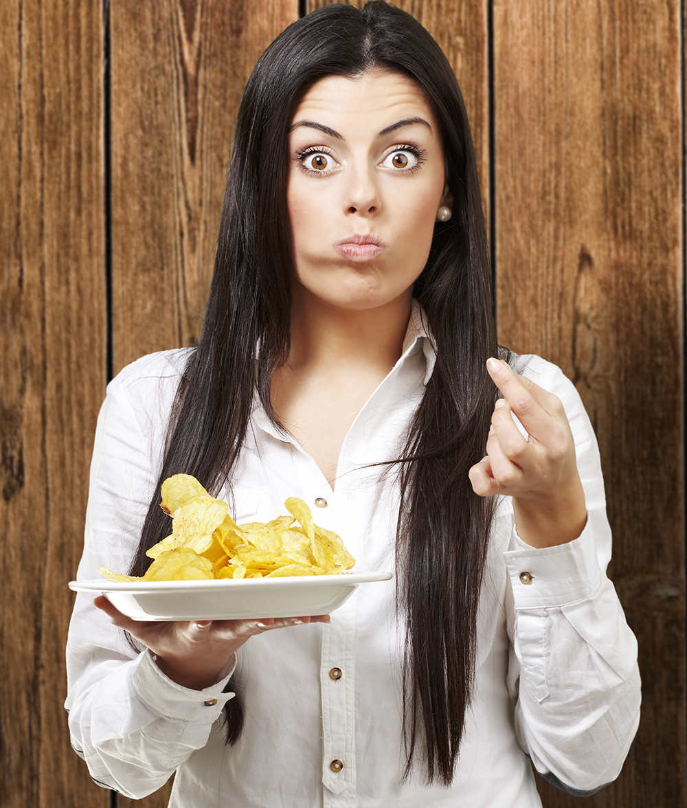 Trying to Conceive? Put Down That Potato!