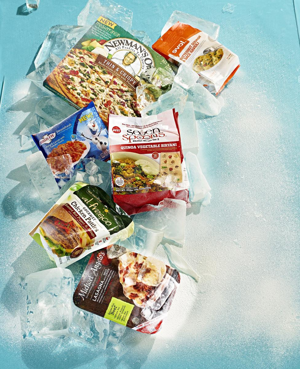 Frozen Lunch and Dinner