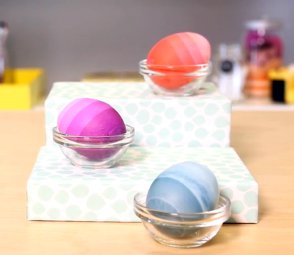 Ombré Easter Eggs