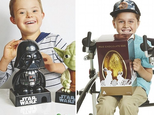 Yes! Another Major Retailer Features Models With Disabilities in Its Ads