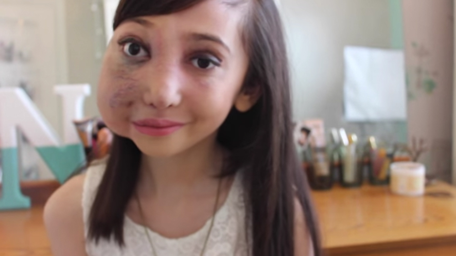 This Preteen Beauty Vlogger Is a Viral Inspiration