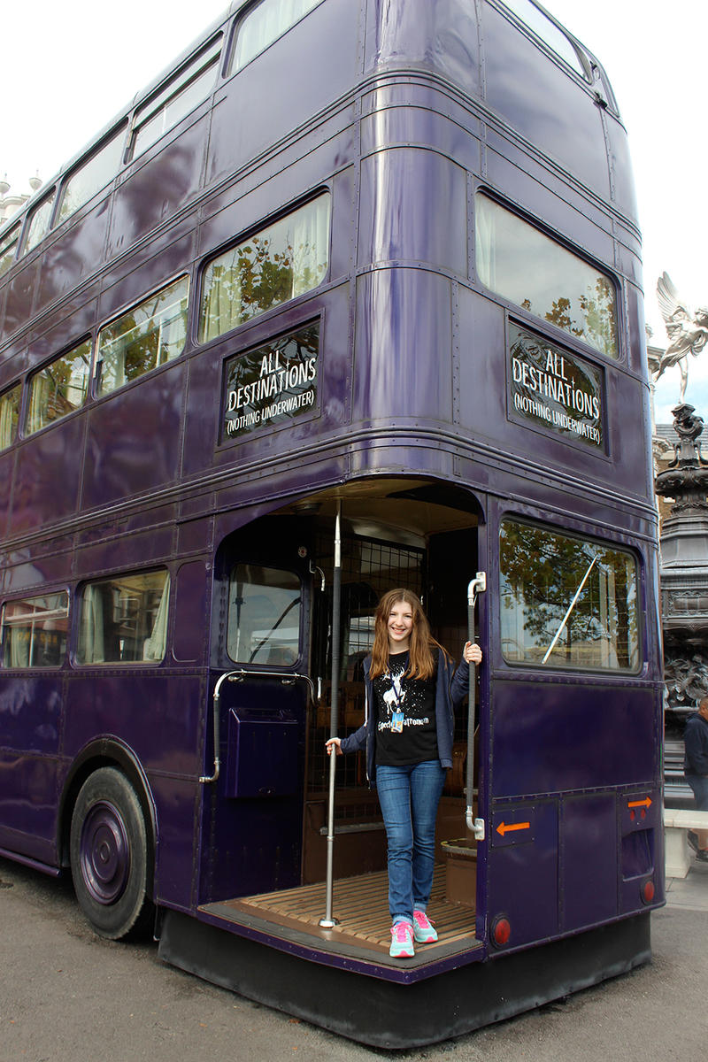 8 Awesome Places to Take Your Harry Potter Fan