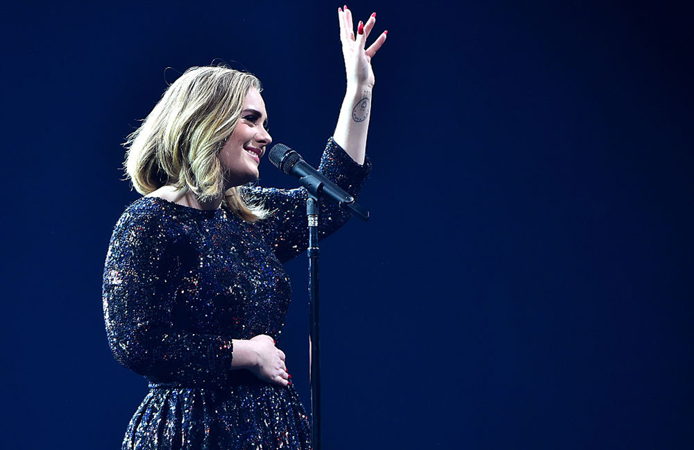 Adele Got Emotional Singing to Her Son at Her Latest Concert, and It Was the Sweetest