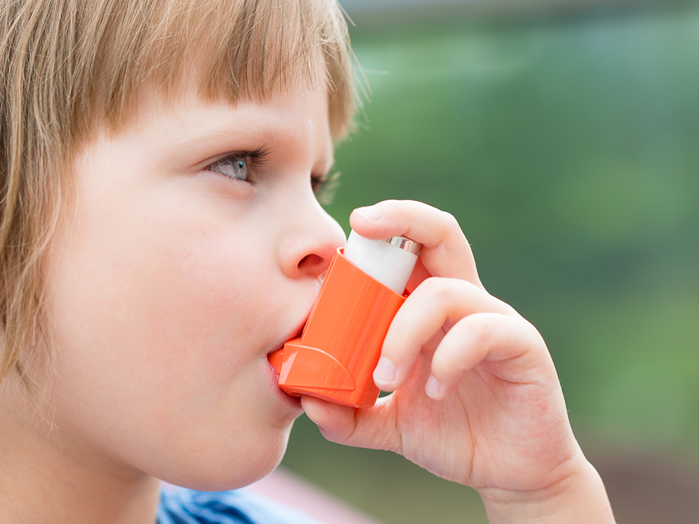 Guess What? Air Pollution Is Still Bad for Kids' Lungs