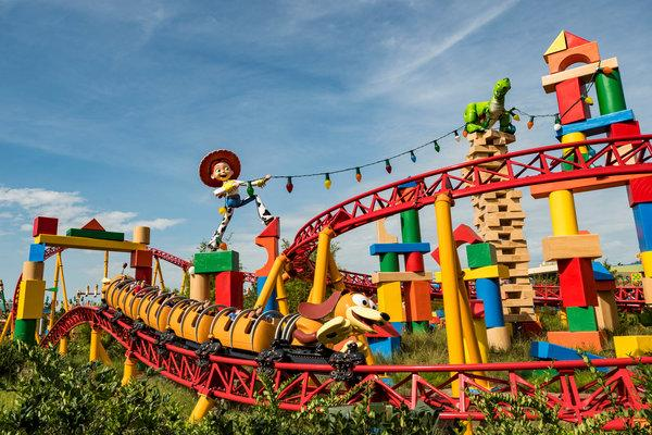 Toy Story Land is Officially Open at Walt Disney World_Still