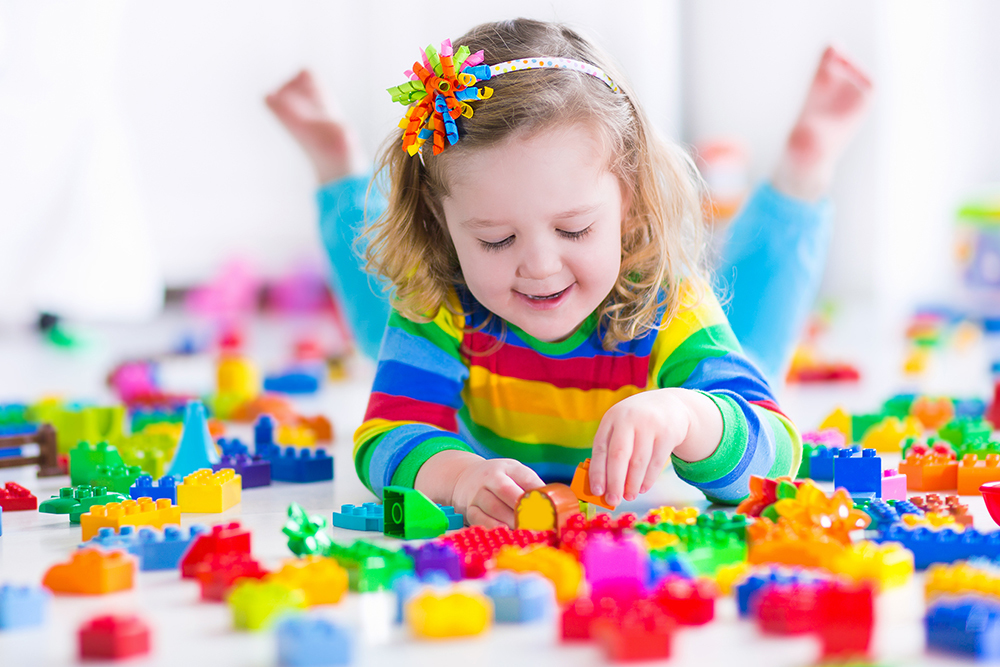 Girls and boys should play with gender-neutral toys to avoid learning stereotypes.