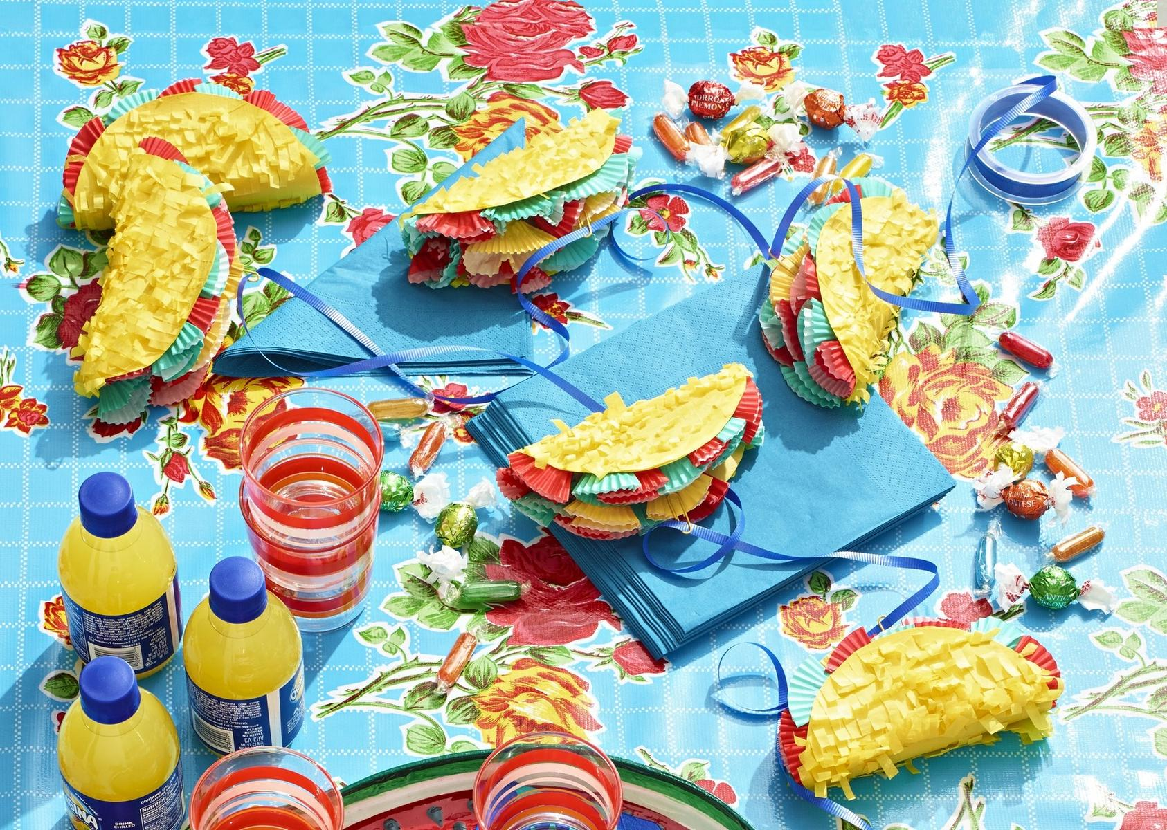 4 Festive Cinco de Mayo Crafts for Kids
