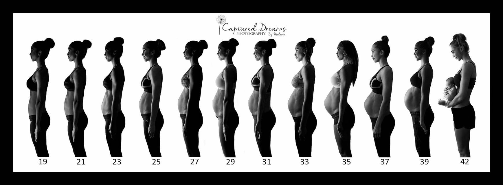 chontel duncan pregnancy progression