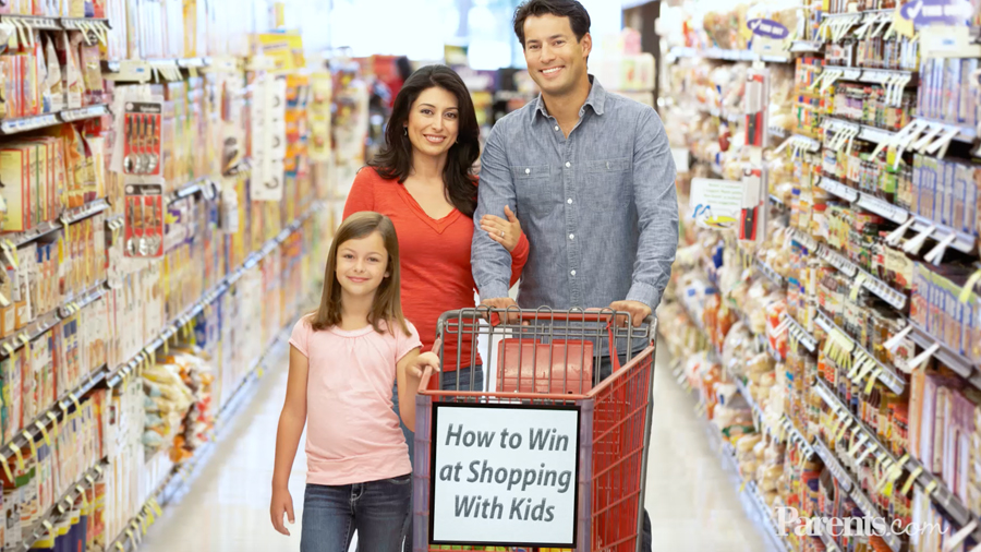 6 Ways to Make Grocery Shopping With Kids Not Awful