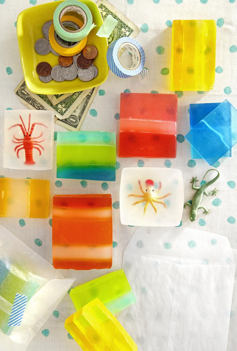 Super Soaps Craft