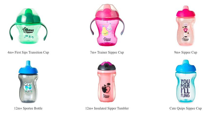 Roughly 3.1 million Tommee Tippee cups are a part of a massive voluntary recall due to mold.