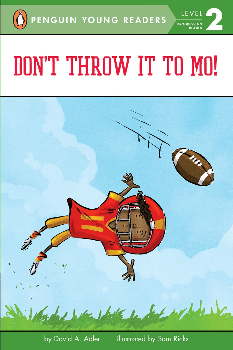 Don't Throw it To Mo Book
