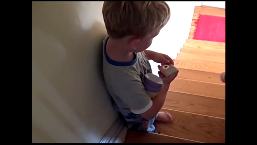 Toddler Discipline: Exhibit C