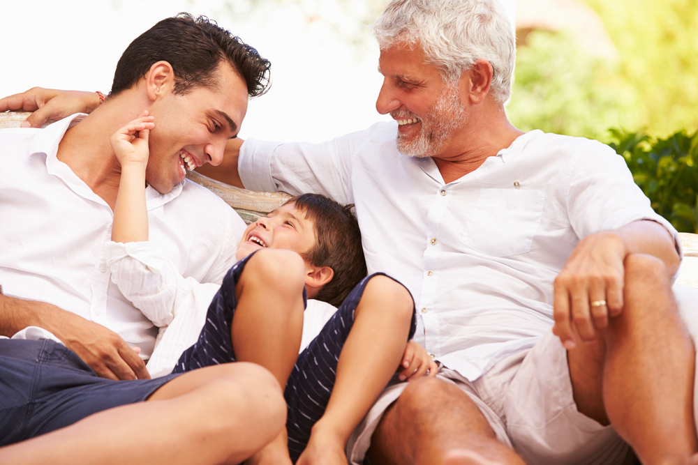 A Grandfather's Advice to Dads of Young Kids