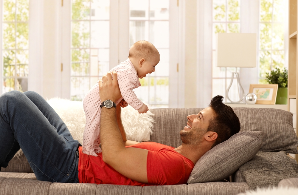 Why Do We Praise Dads for Just Being Dads?