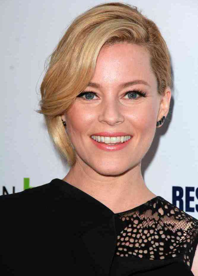 elizabeth banks 2015 black dress