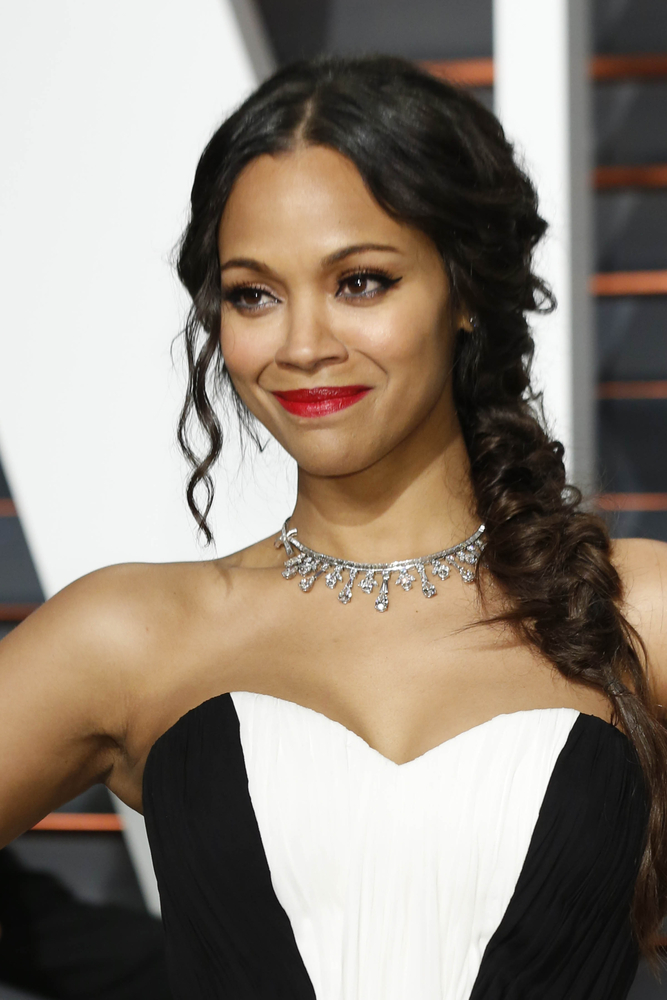 Zoë Saldana on Raising Multicultural Children