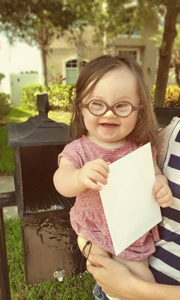 Mom to Doctor Who Suggested Aborting Baby With Down Syndrome:  My Child is Perfect