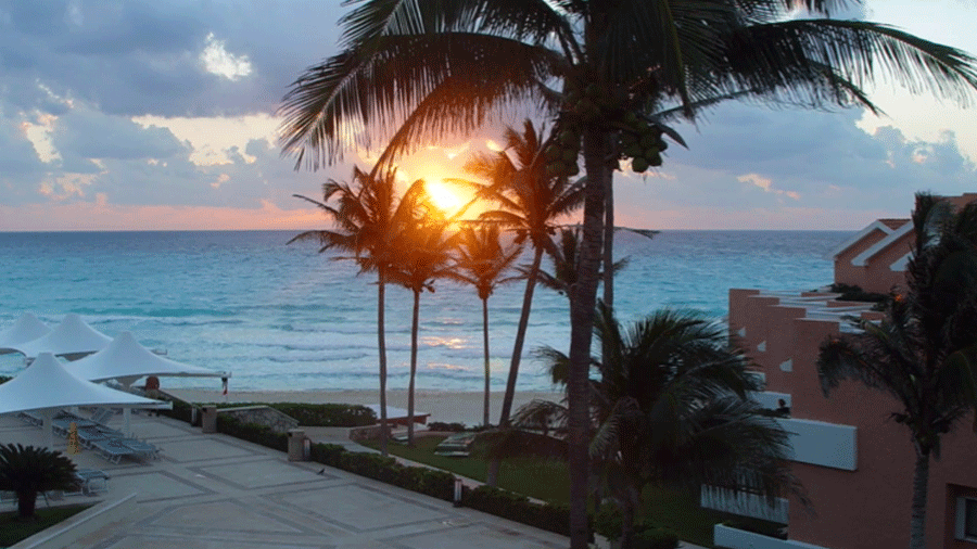 Winter Getaway: Cancun