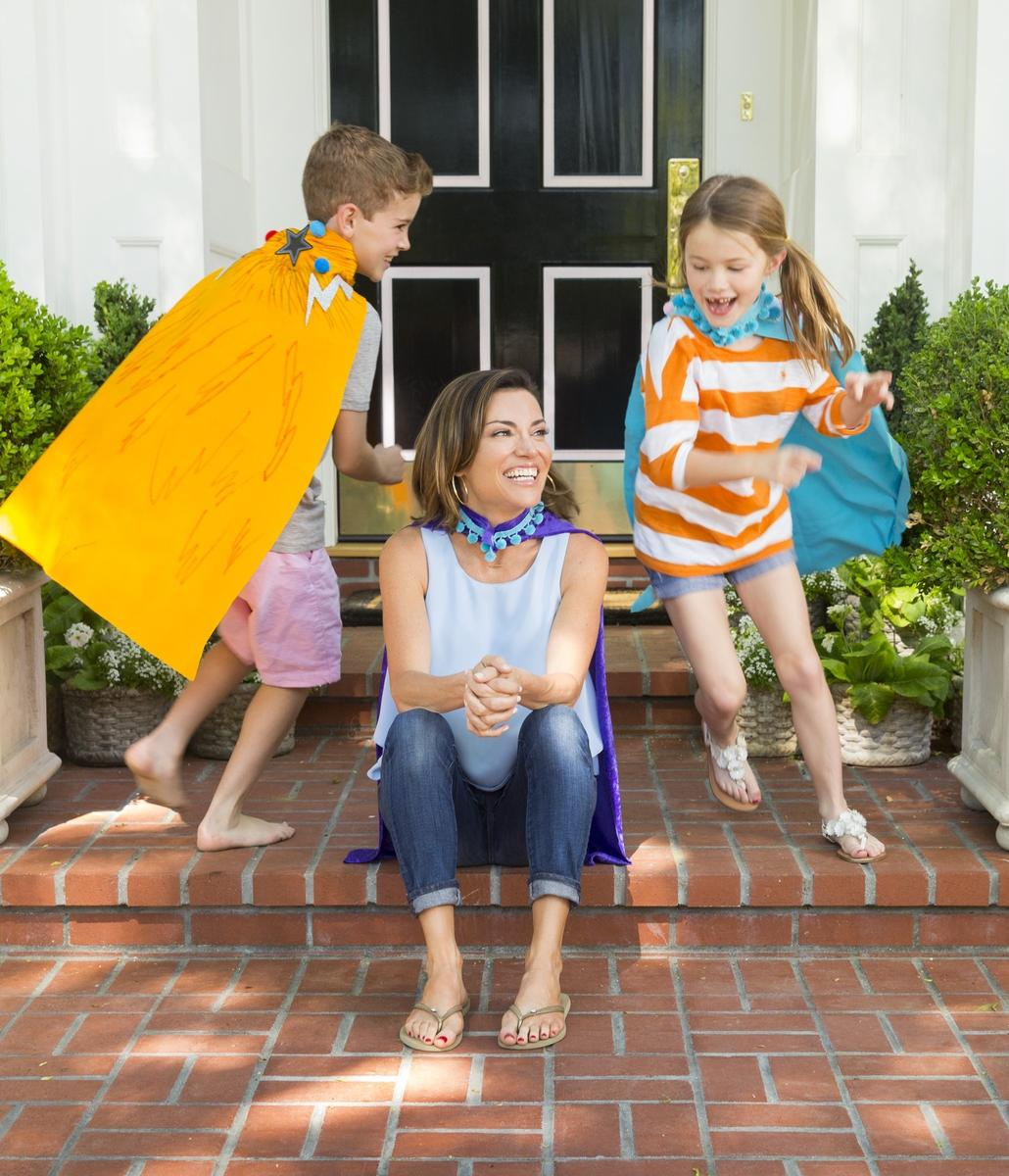 Volunteer Alert: No-Sew Capes for Kids