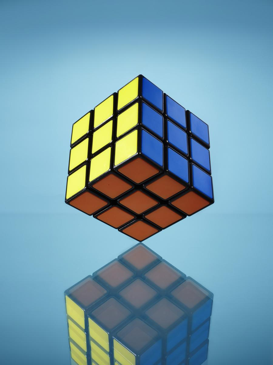 The Return of the Rubik's Cube