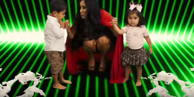snooki two kids