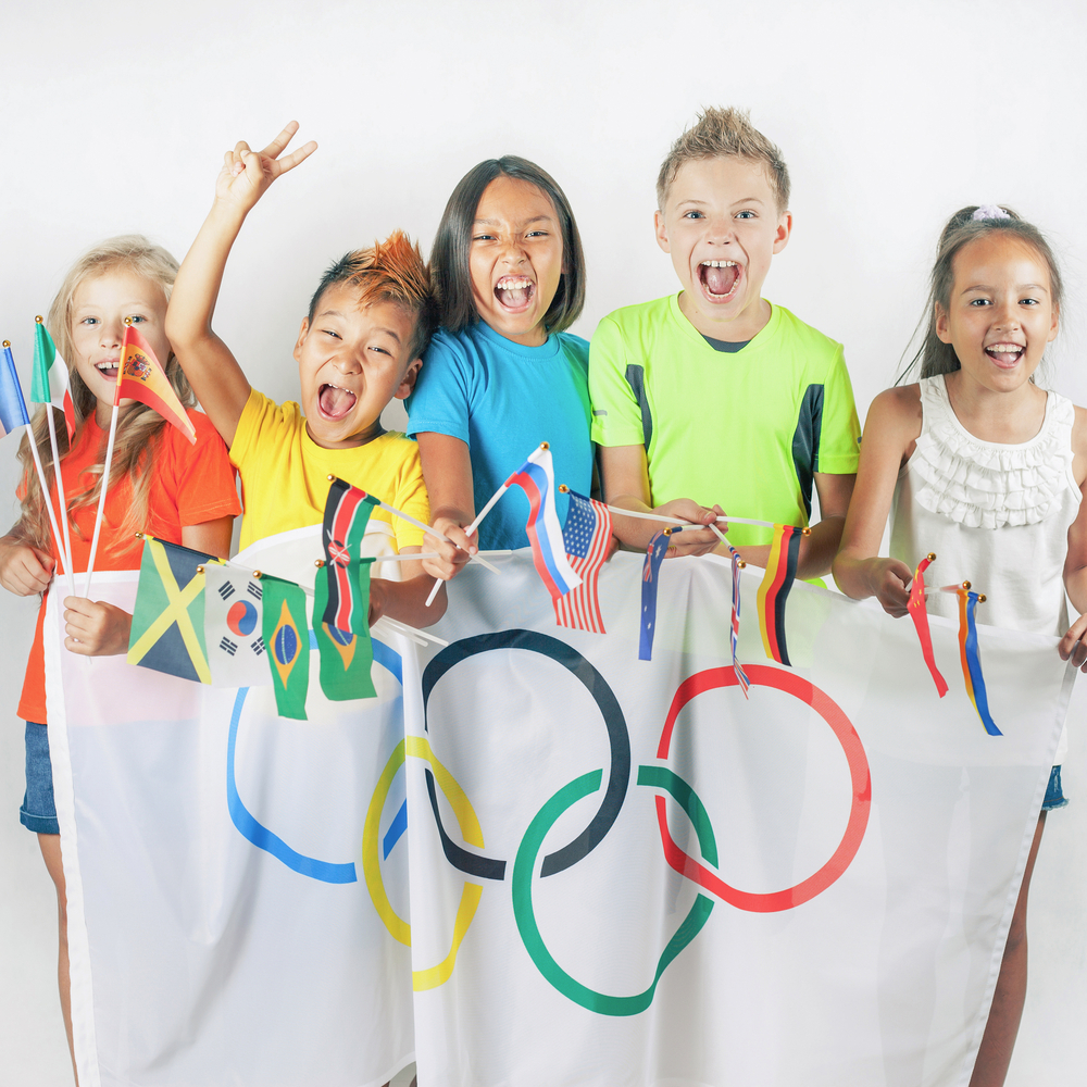10 Backyard Games to Get Your Kids Excited About the Rio Olympics