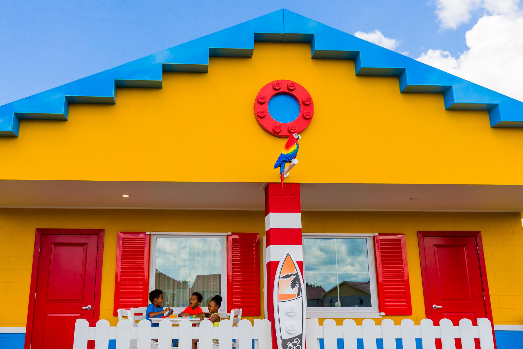 Exclusive First Look at Legoland Florida's Beach Retreat