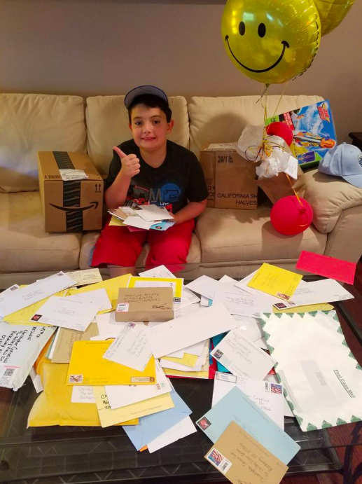 People's Response to This Lonely Boy with Autism Will Restore Your Faith in Humanity