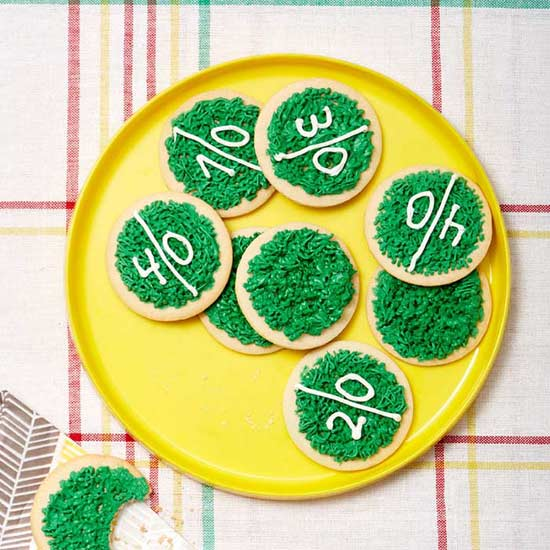 Cookies That Score recipe image